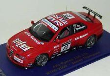 UN ALFA ROMEO 156 GTA WTCC 2007  15 ROSSO  1:43 M4