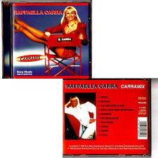 RAFFAELLA CARRA in Espanol. CARRAMIX. CD Made CHILE