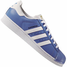 Baskets blanches adidas pour homme, pointure 40,5