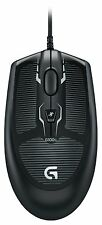 Genuine Logitech G100s Optical Gaming Mouse USB 2500 DPI for PC gaming Bulk BK