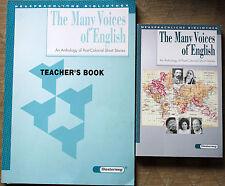 The Many Voices of English Diesterweg: Textausgabe und Lehrerhandbuch