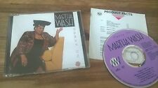 CD POP Martha Wash-Carry On (6) canzone MCD BMG RCA rec + presskit weathergirls
