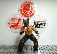 """Great Muta Devil Wrestler 5.3"""" Figure Japan pro wrestling AJPW NJPW Keiji Muto"""