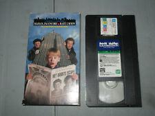 Home Alone 2/ Maman J'Ai Encore Raté L'Avion (VHS)(French)  Teste