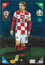 PANINI ADRENALYN XL EURO 2020 2021 KICK OFF LUKA MODRIC TOP MASTER NO 2