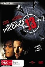 Assault On Precinct 13 (DVD, 2005) Region 4 Ethan Hawke Laurence Fishburne