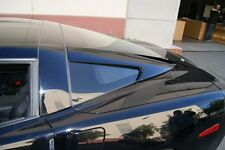 Chevrolet Corvette C6 Window Rails V2 by CSC / Vette Z06 ZR1 GS 2005-2013 05-13