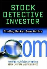 The Stock Detective Investor: Beat Online Hype and Unearth the Real Stock Market