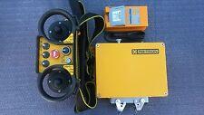 Funkfernsteuerung ABITRON ( vormals Hetronic ) NOVA-L DIG-2K 3,6 V / neu / Rech.