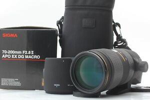 *MINTw/BOX* SIGMA 70-200mm F2.8 II APO EX DG MACRO HSM Lens For Micro Four third