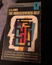 The Undiscovered Self By C.G. Jung Book 1958  First Printing Paperback