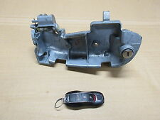 2010 Porsche Panamera Turbo 970 FOB Smart Remote Key & Left Front Door Lock