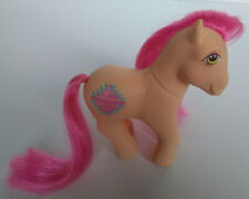 My Little Pony G1 7 Tales PATCH Vintage HTF  MLP UK/Euro Exclusive