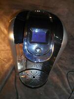 Keurig 2.0 K400 K2.0-400 Brewing System Coffee Maker Black Chrome
