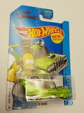 The Homer Simpsons #89 * Variation Dark/Tinted Glass * Hot Wheels 2014 * A15
