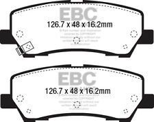 EBC Yellowstuff Rear Brake Pads for Ford Mustang (6th Gen) 5 (416 BHP) (2015 on)