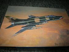 1:72 Master Craft Sukhoi su-17/22 um-3k senza istruzioni/decals OVP