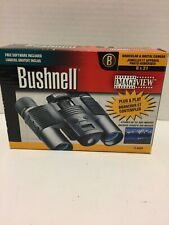 Bushnell Binocular with Built-In Digital Camera 8 x 21 Zoom Model # 11-8200