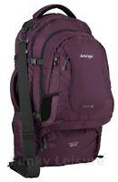 Vango Freedom 60+20 Litre Travel Backpack - Purple