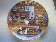Franklin Mint Plate 'BATHTIME' no, AA3827