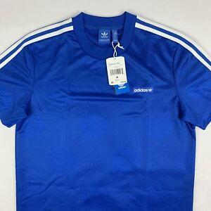 Adidas Originals Tennoji Tee T-Shirt Mens Medium CF6114 Spellout 3 Stripes NEW