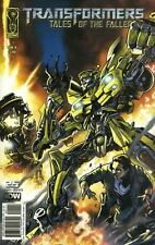 Transformers Tales Of The Fallen #1-6 Vf/Nm Complete Set 2009 Idw Comics