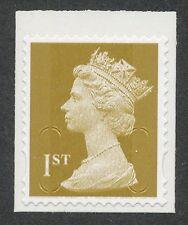 "2011 ""M11L"" ""MTIL"" 1st Class MACHIN Single Stamp from Book of 12"