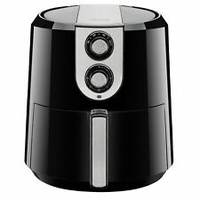 Xl Air Fryer 5.8Qt/5.5L 1800W Temp/Timer Settings Oil-Less Low-Fat Air Frying