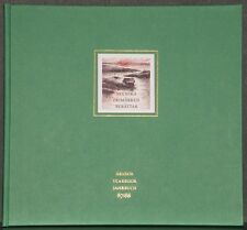 Sweden 1987-88 Official Year Book with Blackprint Card