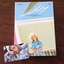 Taeyeon Why Album (CD + Photobook + Photocard) SNSD Girl's Generation