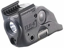 Streamlight TLR-6 Rail S&W M&P Weapon Light LED and Laser Polymer Black 69293