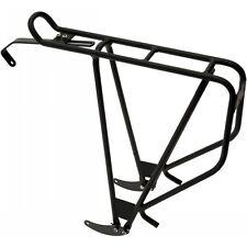 Axiom Streamliner DLX Road Bike Rear Rack Black 700c fit carbon frames& Panniers