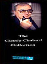 Claude Chabrol Collection, The - 8 Films (DVD, 2003, 8-Disc Set)G-1932-27