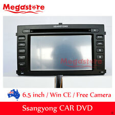 "6.5"" Car Dvd Gps Player Niv Fit For Ssangyong Rexton 2007-2013"
