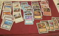 Magic the Gathering Starter 1999 Mixed Lot of 48 Cards MTG