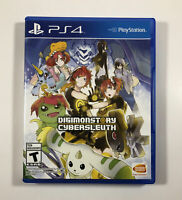Digimon Story Cyber Sleuth (Playstation 4 PS4) Fast Free Shipping