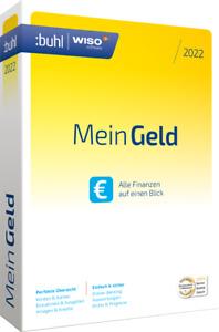 WISO Mein Geld 2022 - unbeschränkt lauffähig - CD & Handbuch