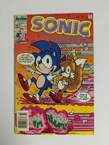SONIC THE HEDGEHOG #3 October 1993 ARCHIE COMICS  (1993)