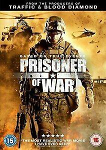 Prisoner of War DVD War Action Movie - BASED TRUE EVENTS - Luke Moran