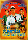 Der Dynamit Esta Servida Kino Spanische Komödie Filme DVD Neu Packung Karton