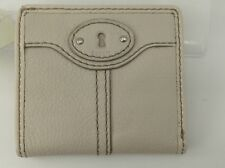 Women's FOSSIL Brand MADDOX BIFold LEATHER Wallet - $35 MSRP