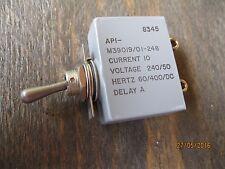Airpax API-M39019/01-248 KipSchalter NEU
