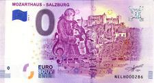 AUTRICHE Salzburg, Mozarthaus 3, 2017, Billet 0 € Souvenir