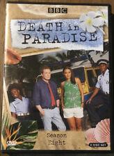 Death in Paradise: Season Eight (DVD, 2019)