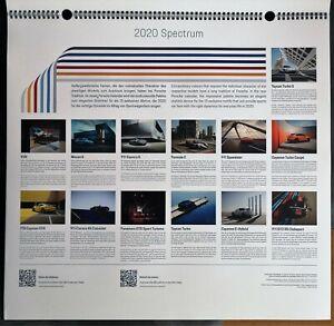 Porsche Kalender 2020 - WAP 0920020L - 2020 Spectrum