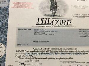 World Trade Center Address on a Stock Certificate  $7.99