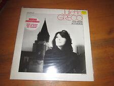 Juliette Greco Volume 2 Jolie Mome Disques Meys LP Record