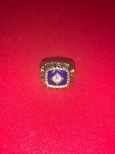 1978 New York Yankees Championship Replica World Series Ring Size 11