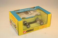 Corgi Toys 271 Mangusta 5000 with de Tomaso chasis very near mint in box.