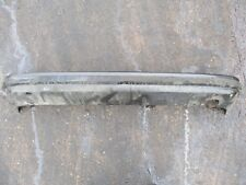 PORSCHE 924 924S 944 COUPE COMPLETE REAR BUMPER GREY & SUPPORT PAD TRIMS